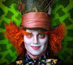 Johnny Depp: 'Filming Alice in Wonderland Was Exhausting'