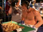 New Sport Combines Chess, Boxing