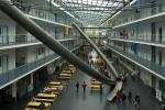 Students Slide to Classes in Munich