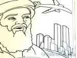 9/11 Terror Attacks Colouring Book Slammed
