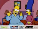 The Simpsons: No Room in My Brain